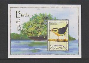 Océanie - 2004, Faune, Dusley White-Eye Oiseau Feuille - MNH - Sg MS2008f