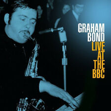 Graham Bond : Live at the BBC VINYL (2016) ***NEW***