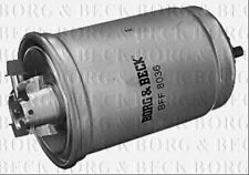 BORG & BECK FUEL FILTER FOR VW SHARAN DIESEL 1.9 81KW