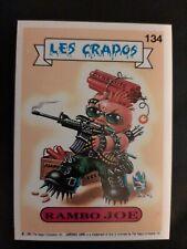 Les Crados - Rambo Joe 134