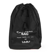 Car Seat Travel Bag - Ideal for Airplane and Airtravel - Black Colour