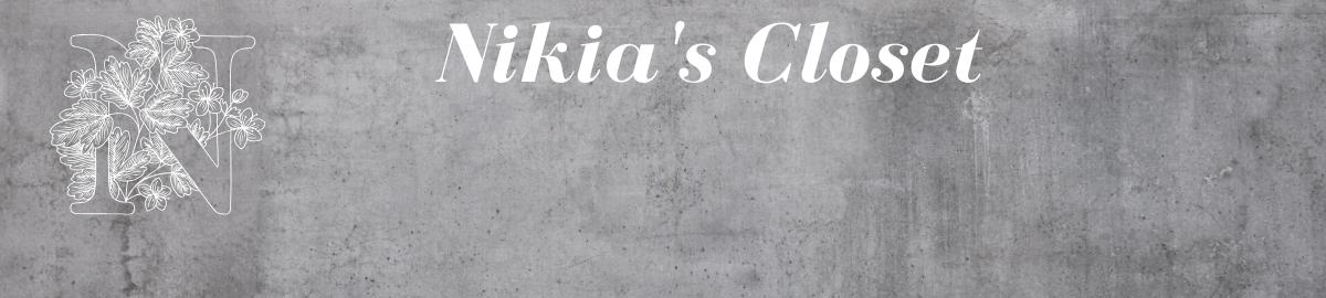 Nikia's closet