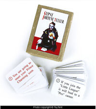 replacement fortune cards for Ichida Gypsy Fortune Teller toy bank