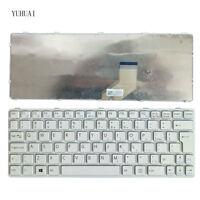 New for Sony VAIO SVE11 SVE111 SVE11113FXB SVE11115EG Keyboard US white