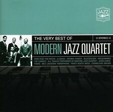 Modern Jazz quartet-very Best of CD NEUF