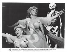 """Connie Stevens and Virginia Gregg in """"Two on a Guillotine"""" Vintage Movie Still"""