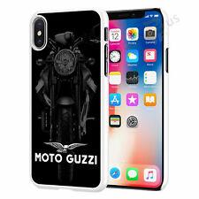 Moto Guzzi Bike Phone Case Cover For iPhone Samsung Huawei RS042-1