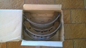 Mazda 616 Capella (1970-1974) a set of front brake shoes NOS