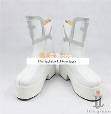 Sword Art Online SAO Asuna Yuuki High Boot Party Shoes Cosplay Boots Custom-made