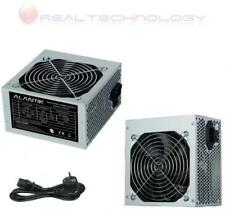 ALIMENTATORE PC 500 WATT 20+4 Pin VENTOLA 12 CM 3 SATA 2 IDE ON OFF ALANTIK