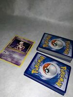 Mystery Mixed Pokemon Card lot of 51.With Mewtwo! D2
