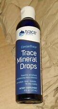 Trace Minerals Concentrace Trace Mineral Drops 8 fl oz Liquid