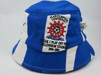 Hartlepool United 2004-05 'Play-off Final' Home Football Shirt Bucket Hat