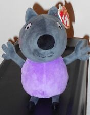 Ty Beanie Baby ~ DANNY DOG ~ UK Exclusive Peppa Pig ~ MINT with MINT TAGS ~ NEW