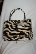 Kate Spade Zebra print Handbag**Only One on E-Bay**Great price**