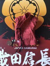 COO Models Japan Samurai Oda Nobunaga Red Shirt loose 1/6th scale