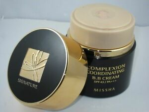 Signature Missha Complexion Coordinating BB Cream  spf 43/pa+++ 2ML