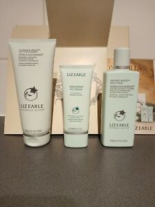 Liz Earle Cleanse and polish 3 piece gift set