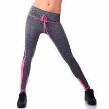 10748 Jogginghose Leggings Hose Sportanzug Sporthose Training Fitnessanzug