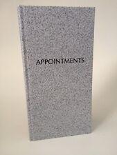 Grey 3 Column Appointment Book - Salons, Spas, Health Clubs, Clinics etc ..