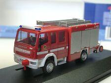 Rietze Iveco Magirus HLF 20/16 Feuerwehr MARKKLEEBERG - PC 61213 - 1:87