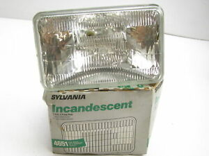 New Sylvania 4651 Headlight Headlamp Sealed Beam