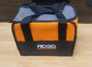 "New Ridgid OEM  Heavy Duty Contractor's Tool Bag 11"" x 9"" x 7"""