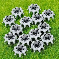 14x Golf Shoes Spikes Fast Twist Studs Cleats TRI-LOK Softspikes For Footjoy