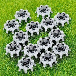 14/28Pcs Golf Shoes Spikes Replacement Fast Twist Studs Cleats Tri-Lok Footjoy