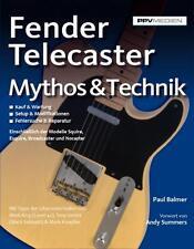 Fender Telecaster von Paul Balmer (2011, Gebunden)