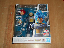 **Bandai SH Figuarts(SHF) DragonBall Super Movie Broly God SSGSS Vegeta Limited