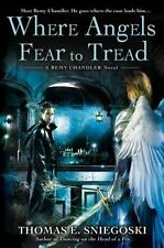 A Remy Chandler Novel: Where Angels Fear to Tread 3 by Thomas E. Sniegoski. NEW
