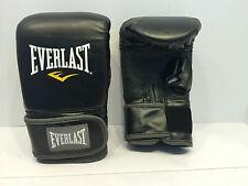 Everlast MMA Velcro Gloves Boxing Training Gloves L-XL