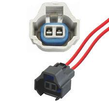 Pluggen injectoren - NIPPON DENSO DUAL SLOT met kabel (FEMALE) connector plug