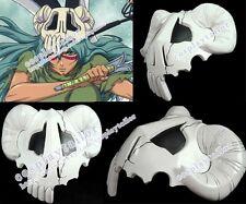 Bleach Neliel Tu Oderschvank Cosplay Broken Face White Mask Helmet Good Sell