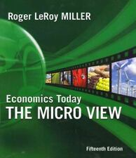 Economics Today : The Micro View by Roger LeRoy Miller (2008, Paperback)