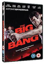The Big Bang [DVD] [2012] [Antonio Banderas,  Autumn Reeser] SEALED