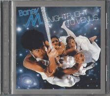 BONEY M. / NIGHTFLIGHT TO VENUS - REMASTERED * NEW CD 2007 * NEU *