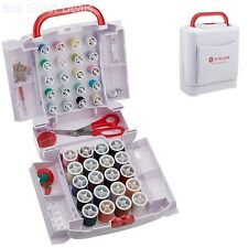 New Sewing Kit Needle Thread Storage System Organizer 165 Singer Portable Travel