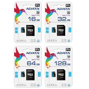 128GB MicroSD Memory Card Class10 SD DJI Drone Dashcam GoPro Hero 6 Hero7 Fusion