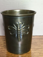 Copper Cup Dragonfly India Chase Co Vintage?