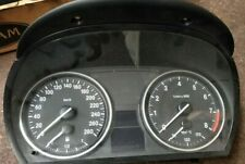 BMW E92 335I CONVERTIBLE 2008 INSTRUMENT CLUSTER 160,000 KMS VDO 9166856 1436951