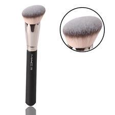 Makeup Soft Eyeliner Brushes  MAC 170 Foundation Brush oblique angle cosmetic
