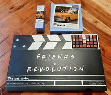 Revolution X Friends:  3 items bundle PHOEBE Friends large palette, lipstick...