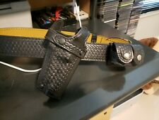 police holster with belt
