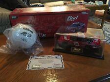 1:24 Revell 2001 Dale Earnhardt Jr. #8 Budweiser Raced Version Wilson Volleyball