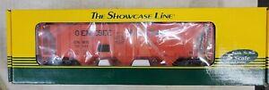 S-Helper/The Showcase Line, Genesee & Wyoming 3 Bay Hopper NIB S-Gauge, AF (11D)