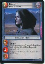 Lord Of The Rings CCG Foil Card SoG 8.C10 Legolas, Elven Stalwart