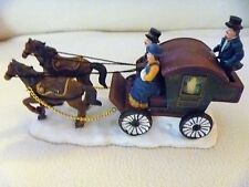 Holiday Horse Drawn Carriage Home Accents Horse Drawn Carriage Canterbury Lane