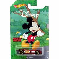 Hot Wheels 2019 Disney 90th Anniversary Edition (Mickey Mouse ( Fast Felion))
